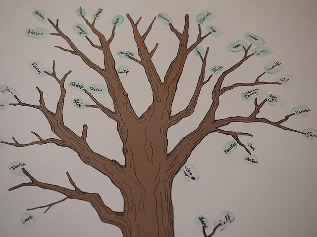 arbre psychogénéalogie sylvia penard